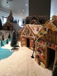 Hand Picked Hotels' Chefs create edible winter wonderlands for Christmas