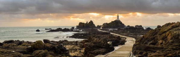 Corbiere At Sunset 597