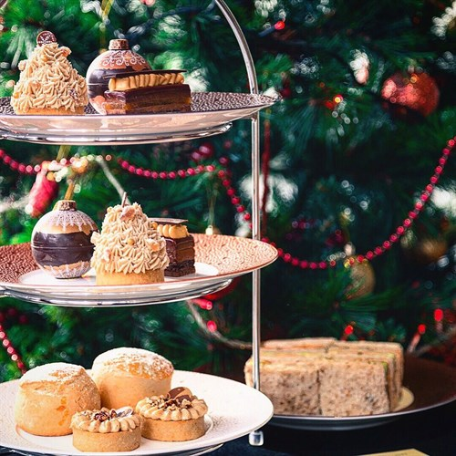 Bohemia Festive Afternoon Tea 2017