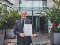The Royal Yacht named Jersey's Leading Hotel at World Travel Awards