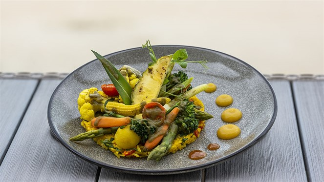 Terrace -vegetable -curry
