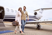 Exclusive rates on private jet charter with ORTA°C