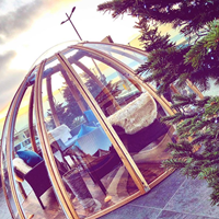 Winter Domes return to Grand Jersey's Terrace on 2 November